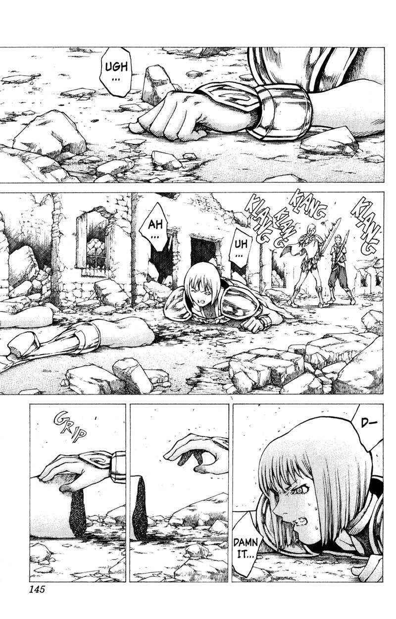 Claymore, Chapter 32 image 011