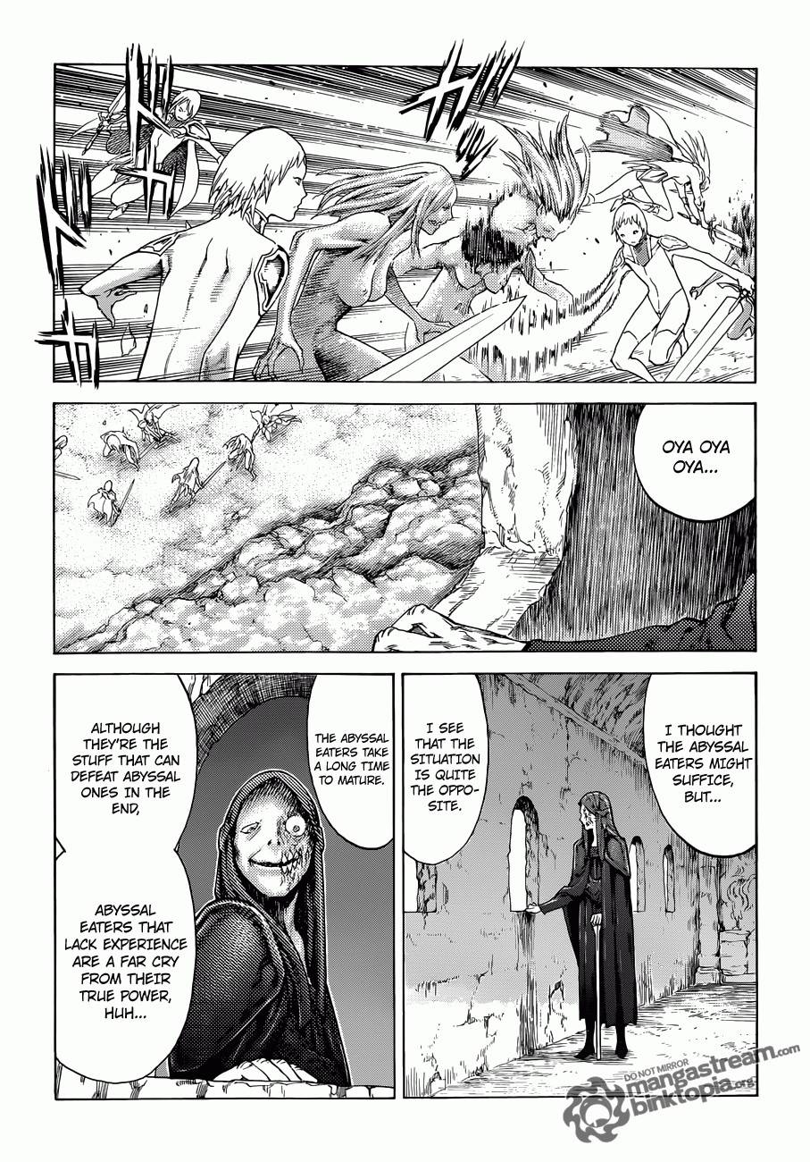 Claymore, Chapter 115 image 026