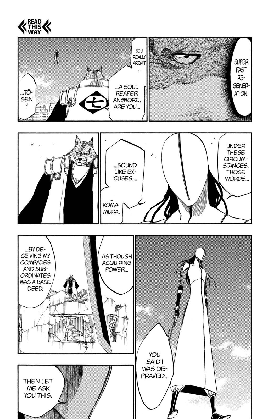 Bleach, Chapter 385 image 011