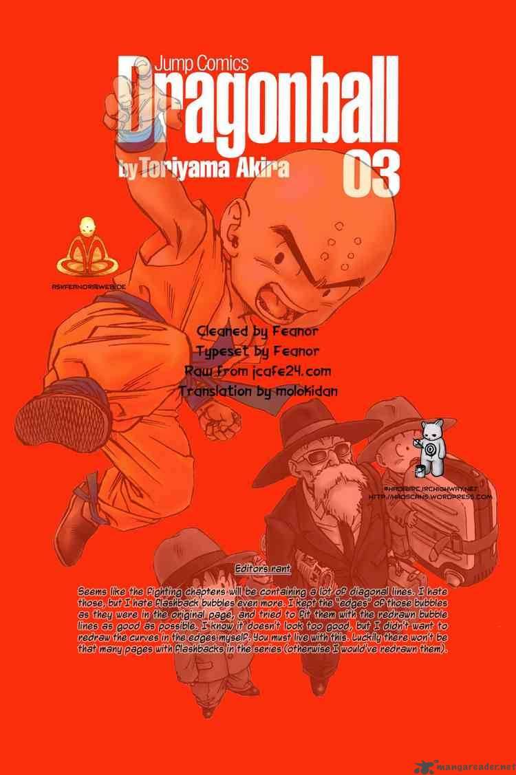 Dragon Ball, Chapter 38 image 015