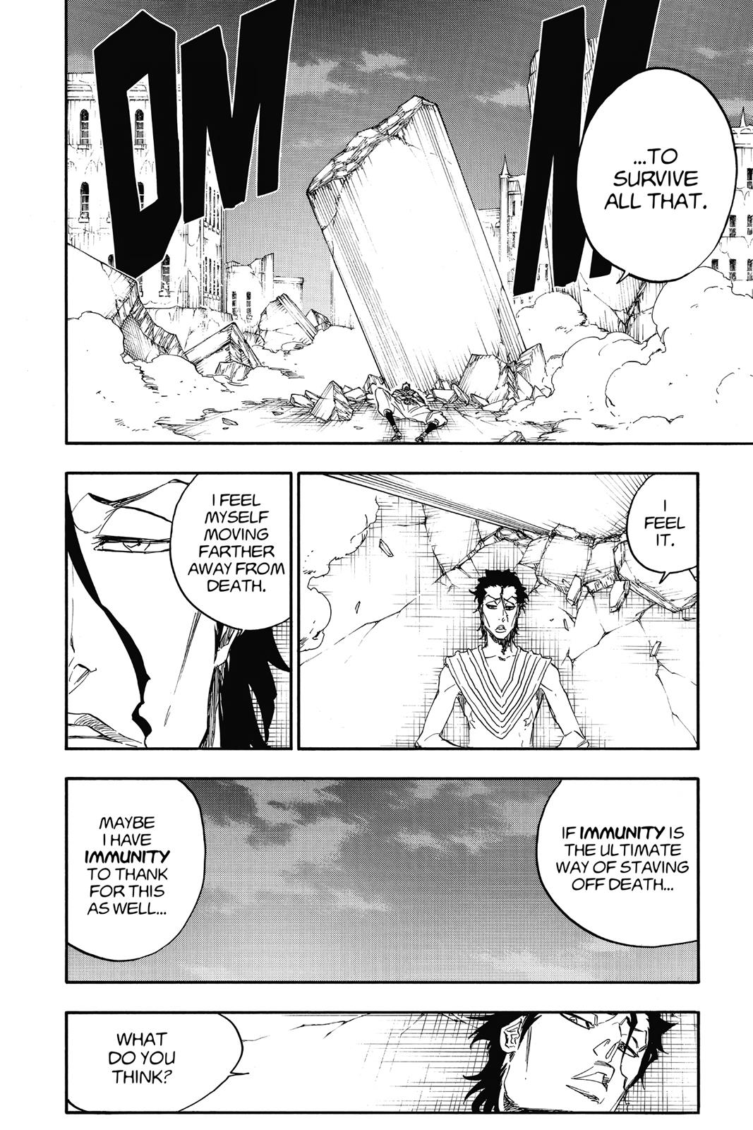 Bleach, Chapter 662 image 002