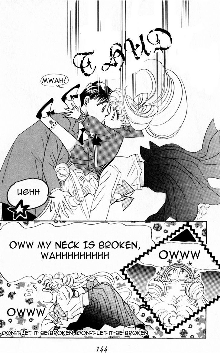 Sailor Moon, Cahpter 14 image 044