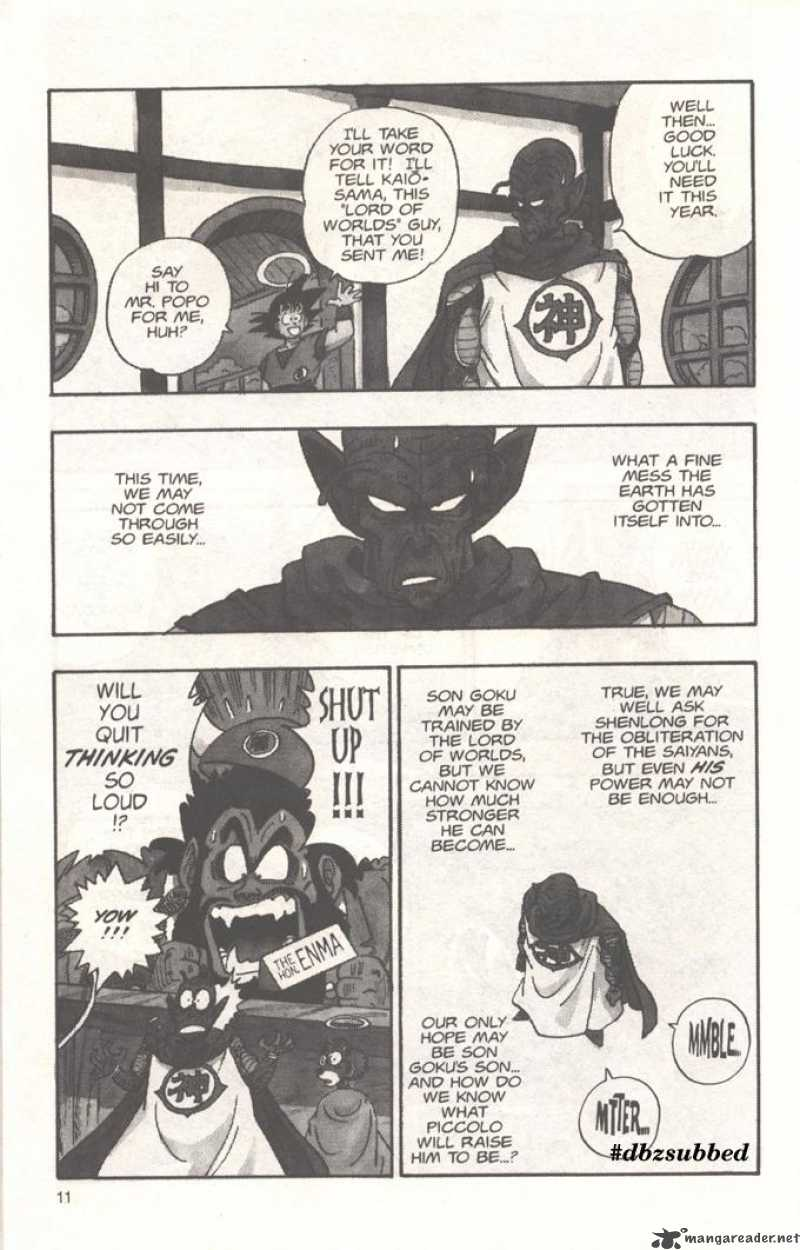 Dragon Ball, Chapter 205 image 010