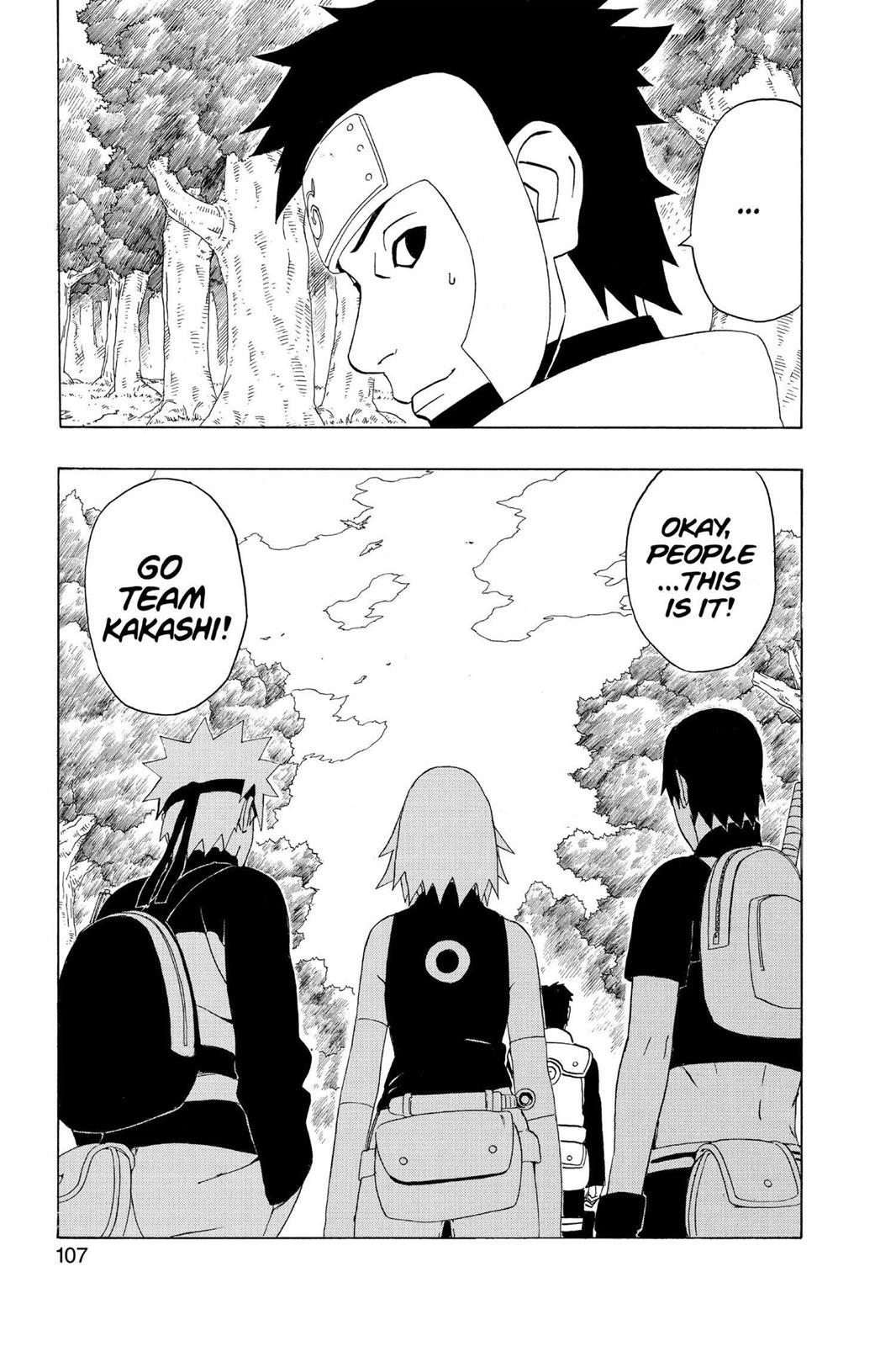 Naruto, Chapter 285 image 019