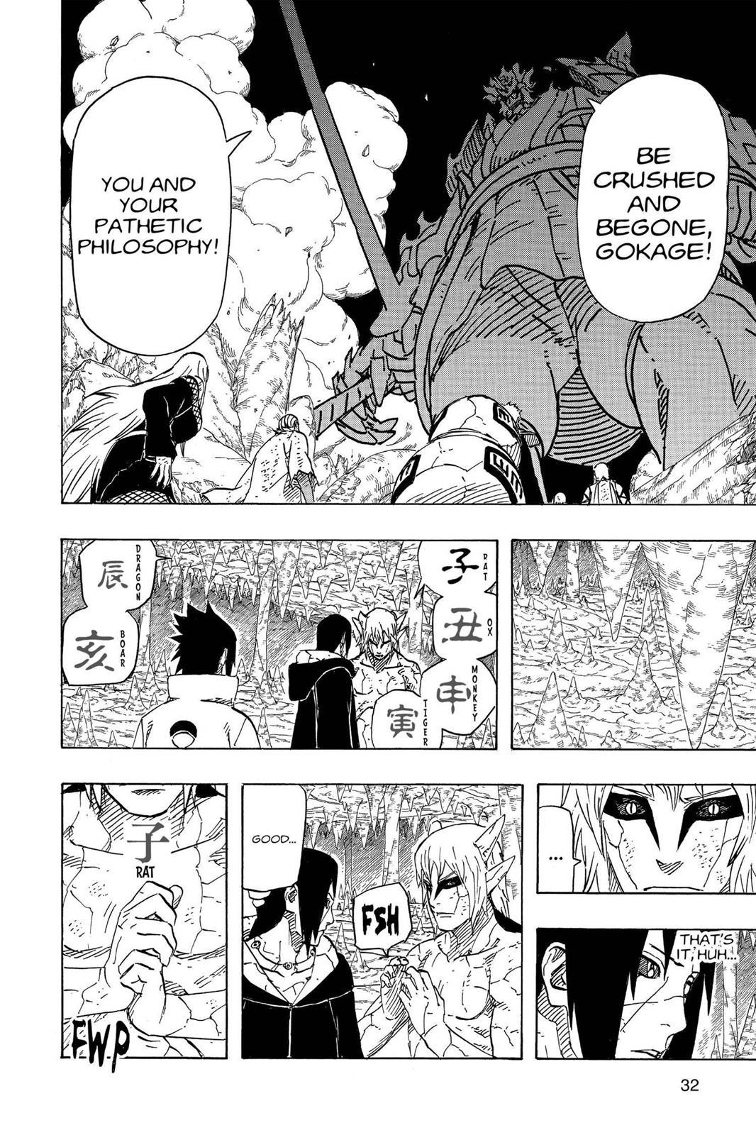 Naruto, Chapter 589 image 006