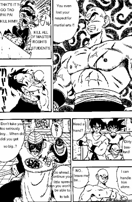 Dragon Ball, Chapter 170 image 005