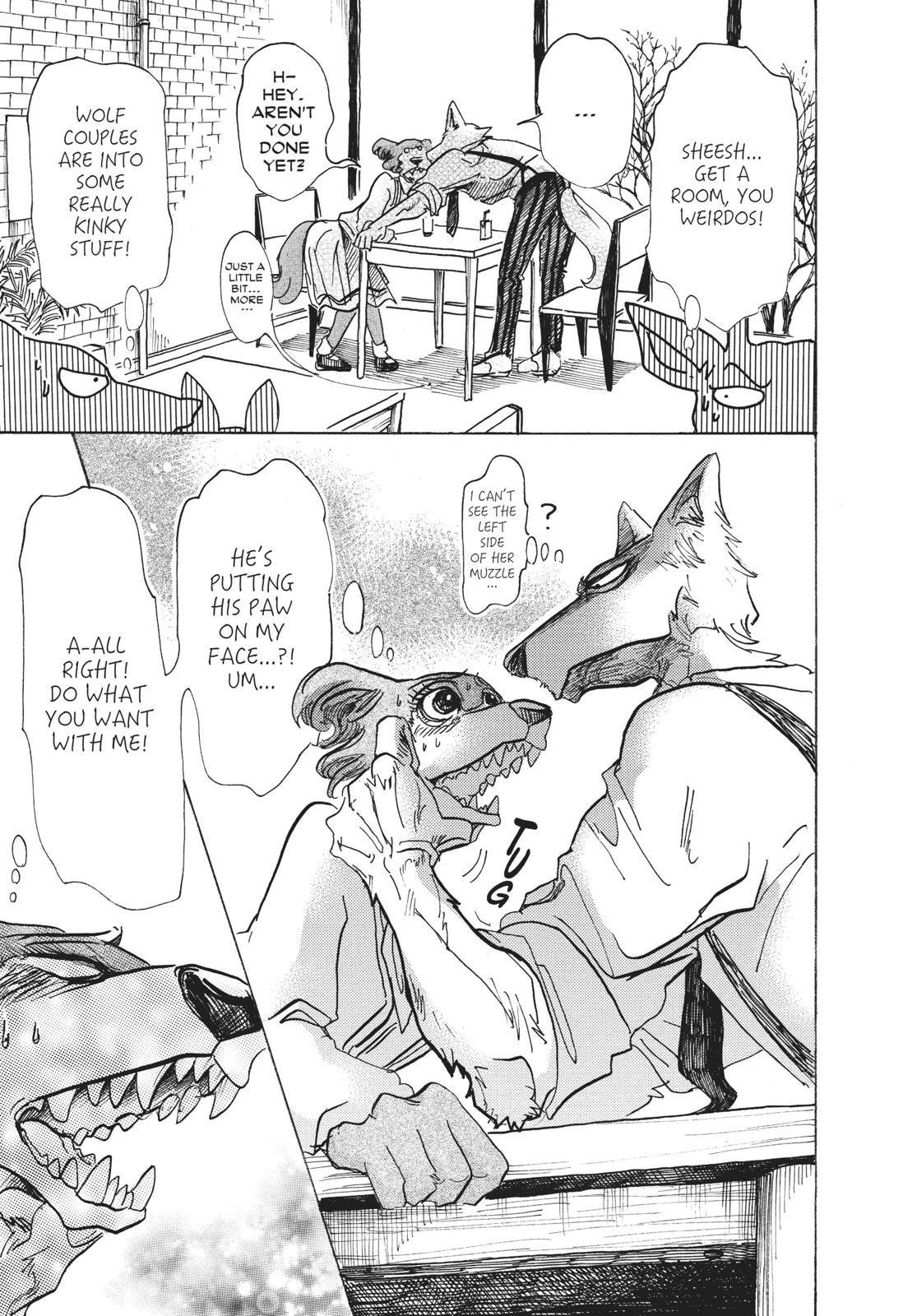 Beastars Manga, Chapter 67 image 007