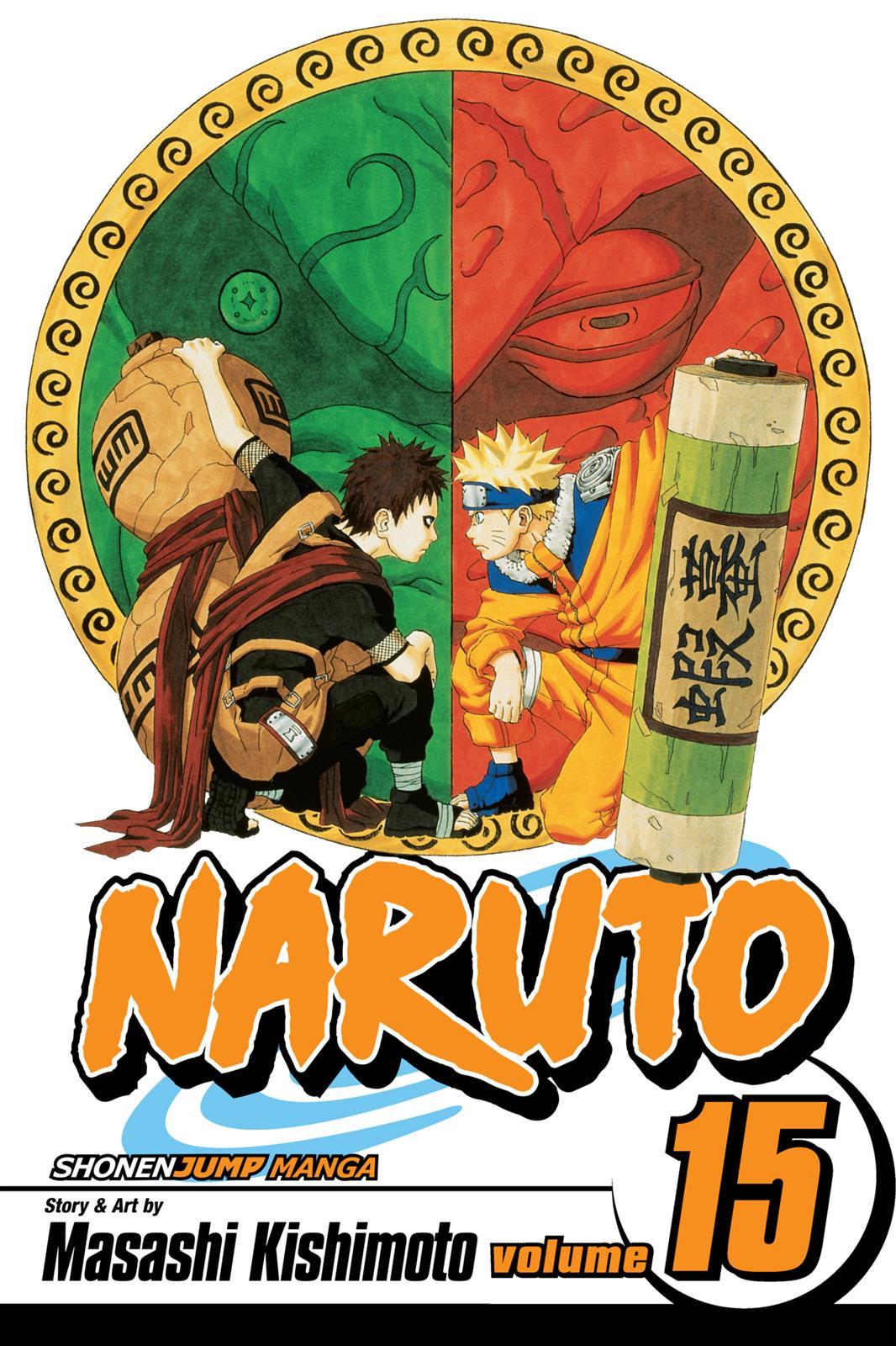 Naruto, Chapter 127 image 001