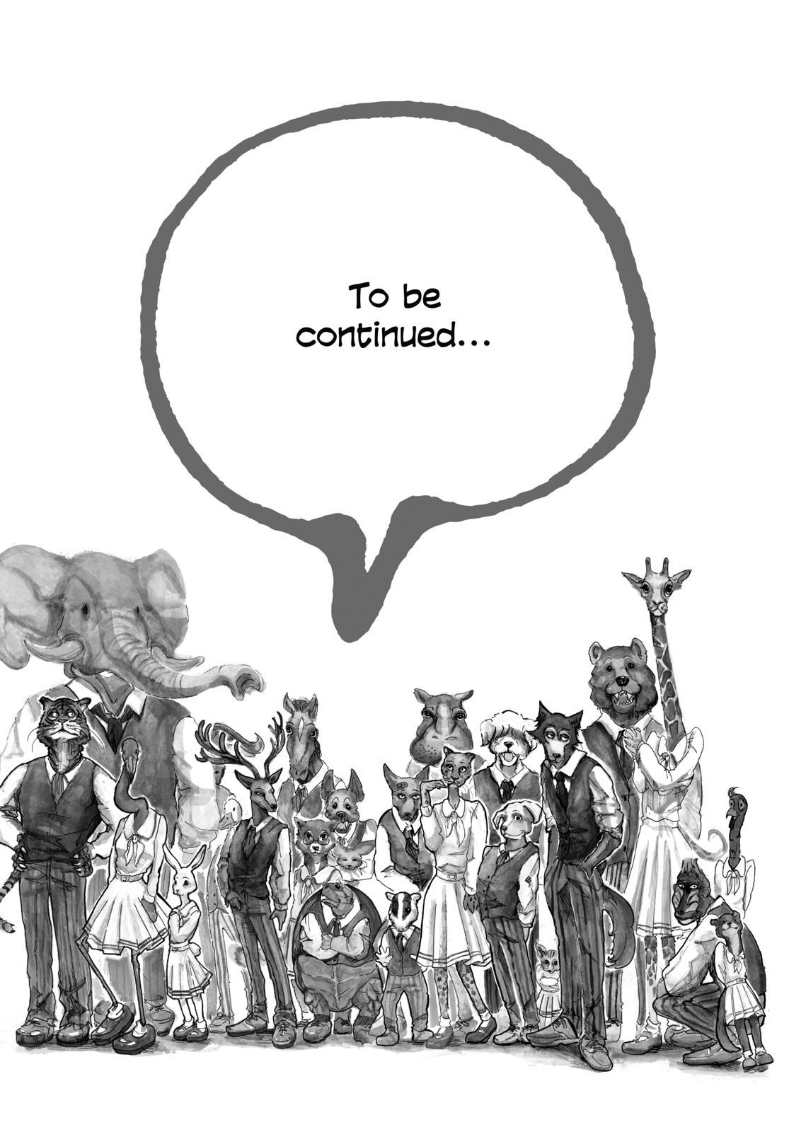Beastars Manga, Chapter 43 image 020