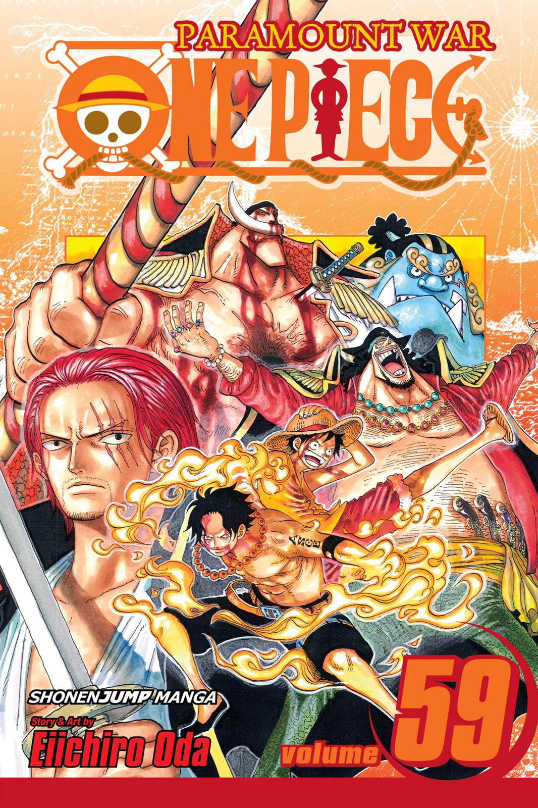 One Piece, Chapter 574 image 001