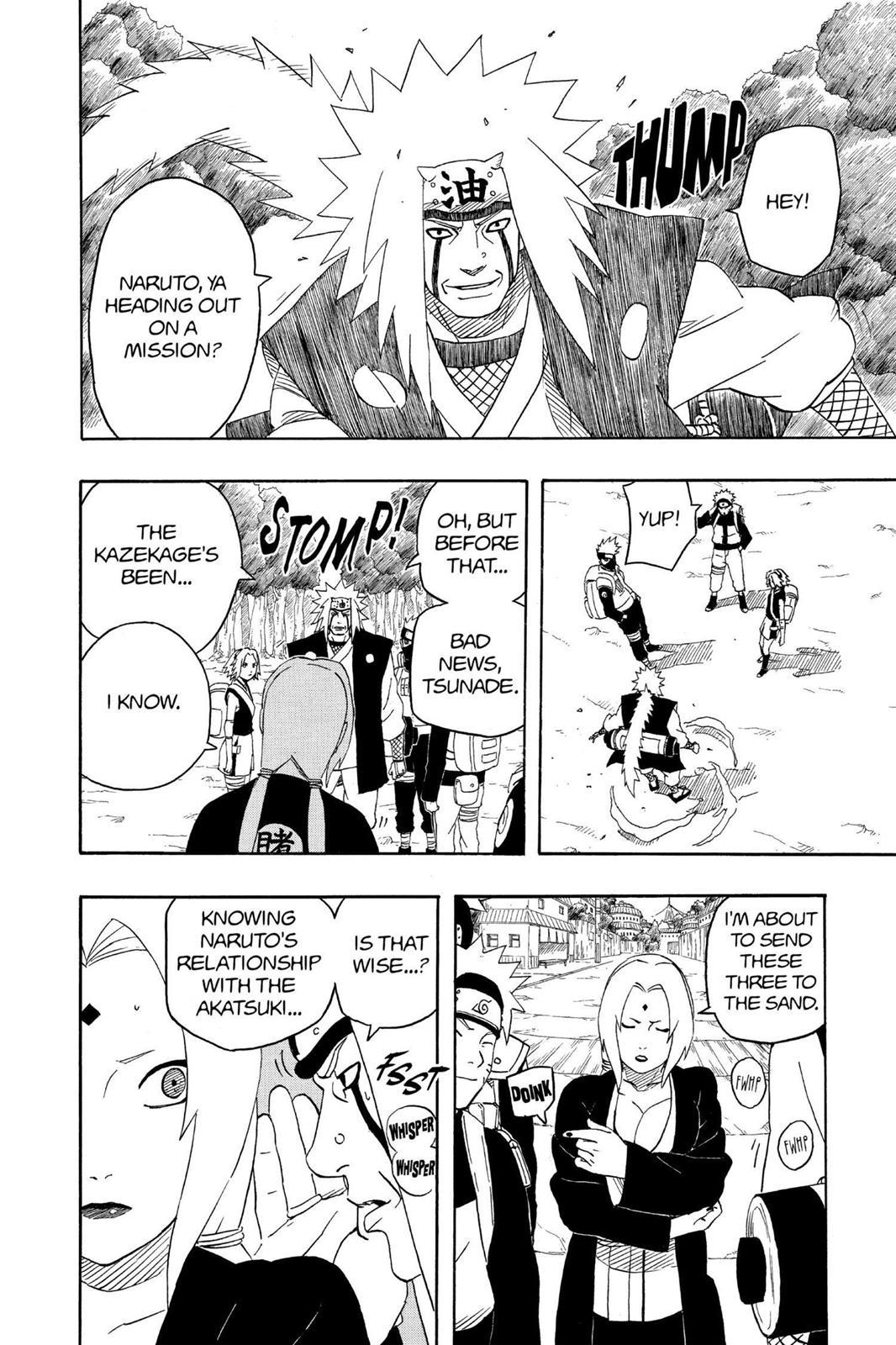 Naruto, Chapter 251 image 012