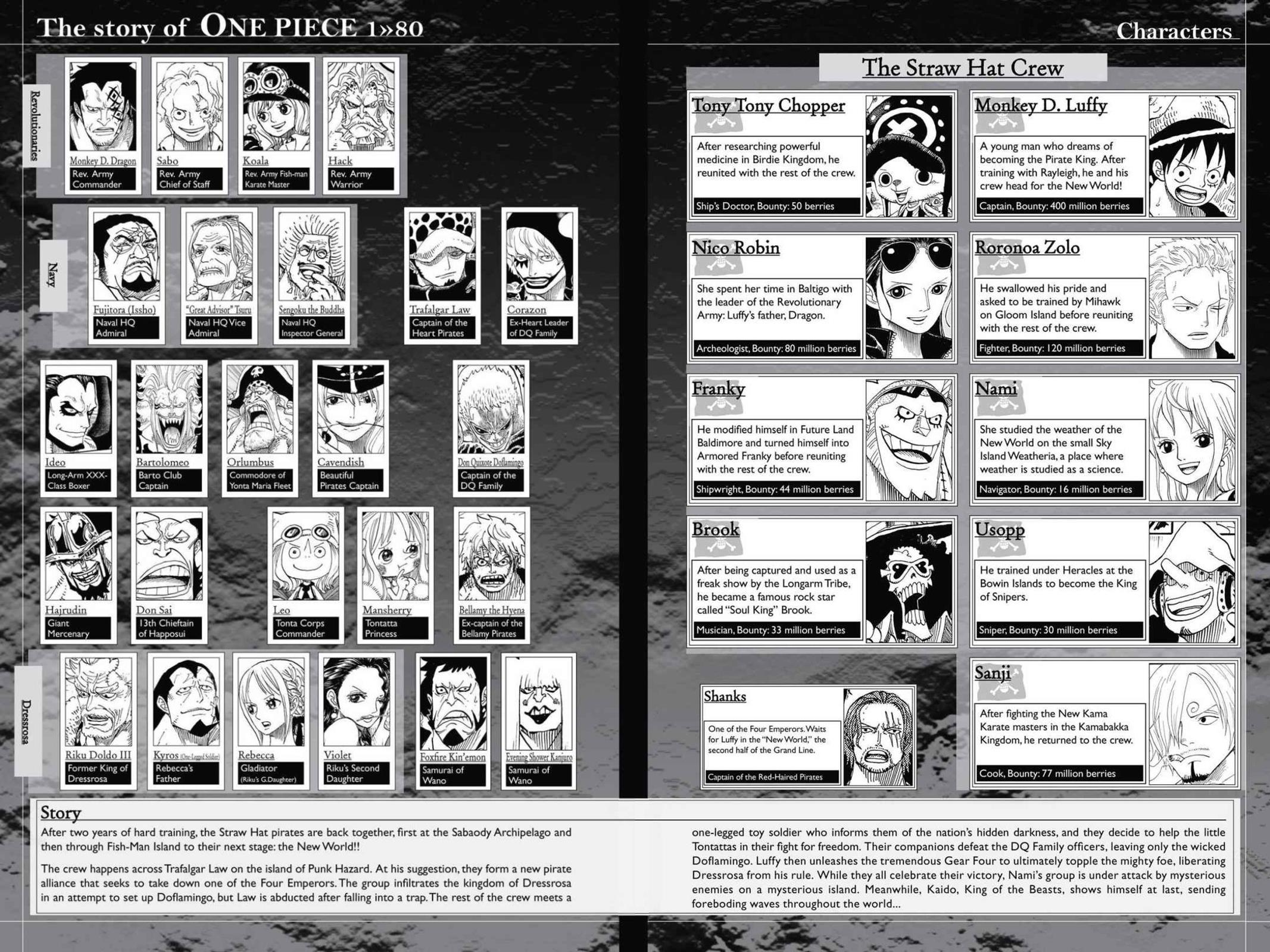 One Piece, Chapter 796 image 005