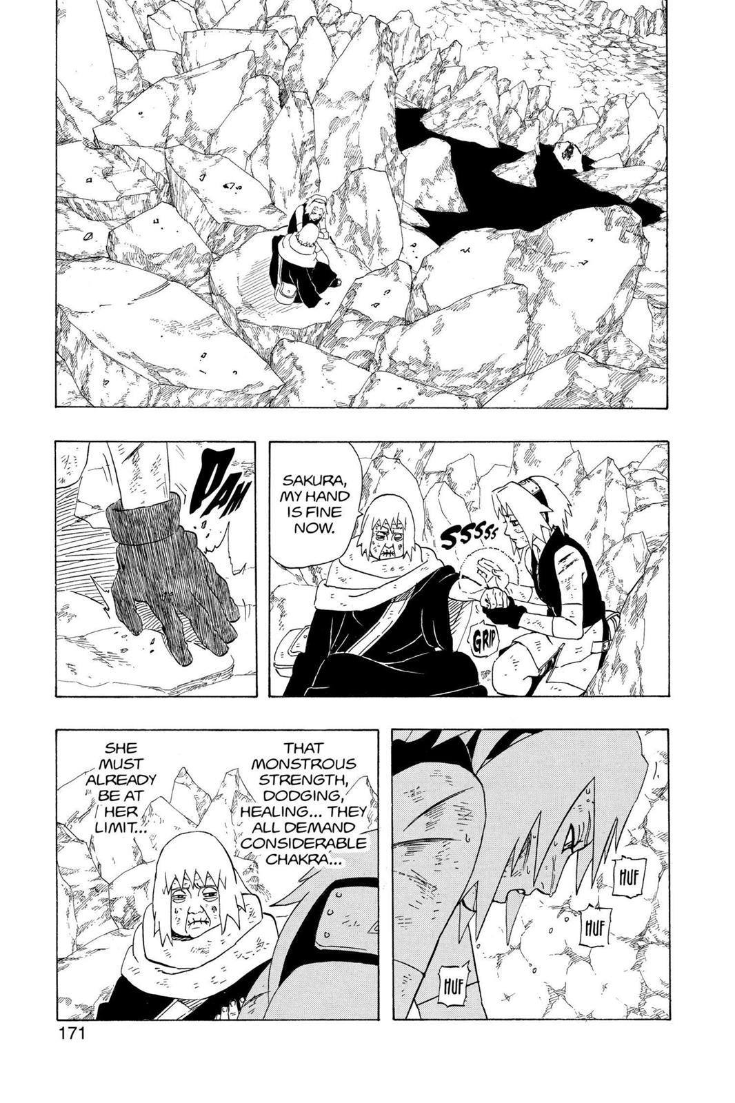 Naruto, Chapter 271 image 003