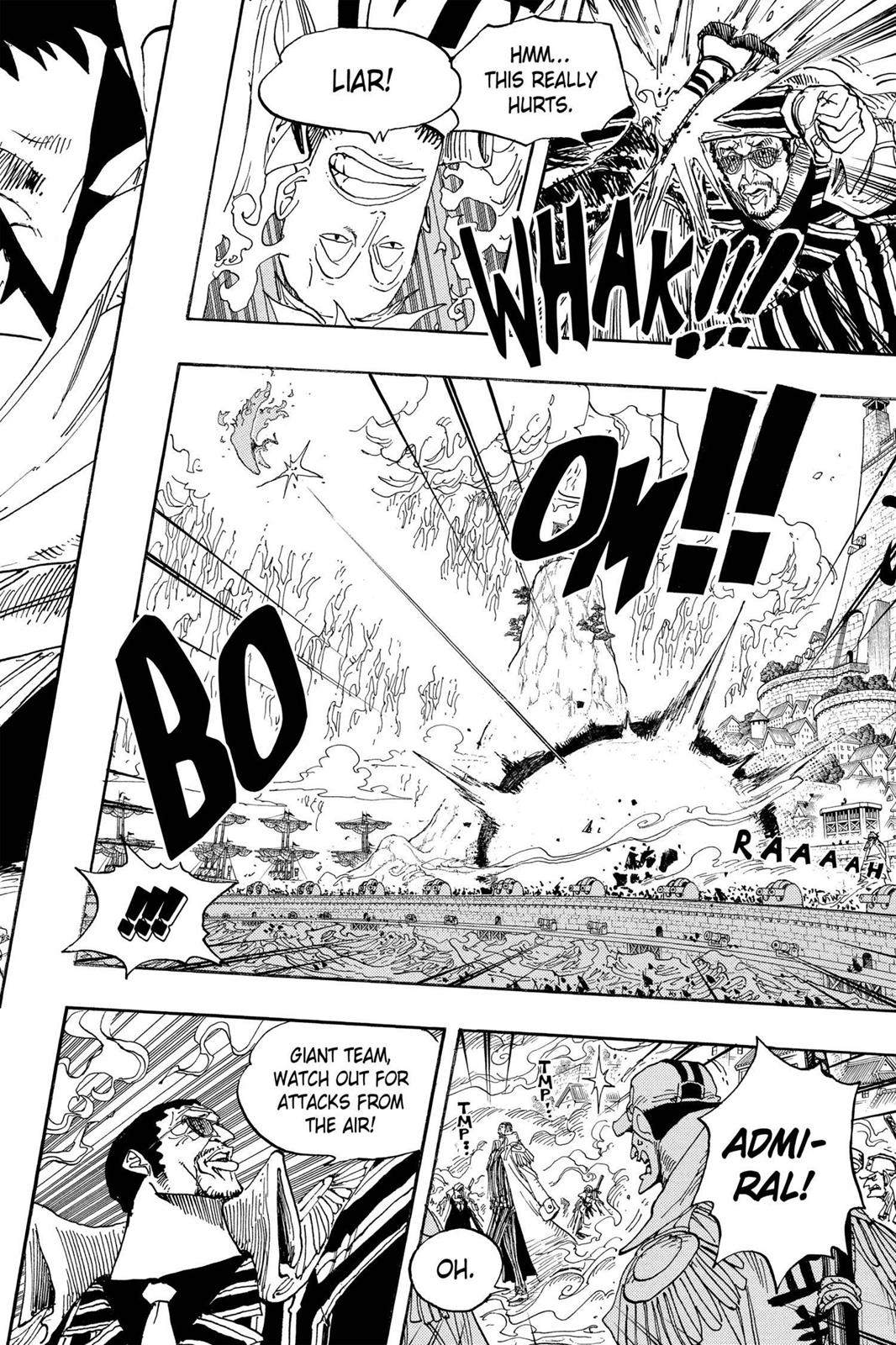 One Piece, Chapter 554 image 004