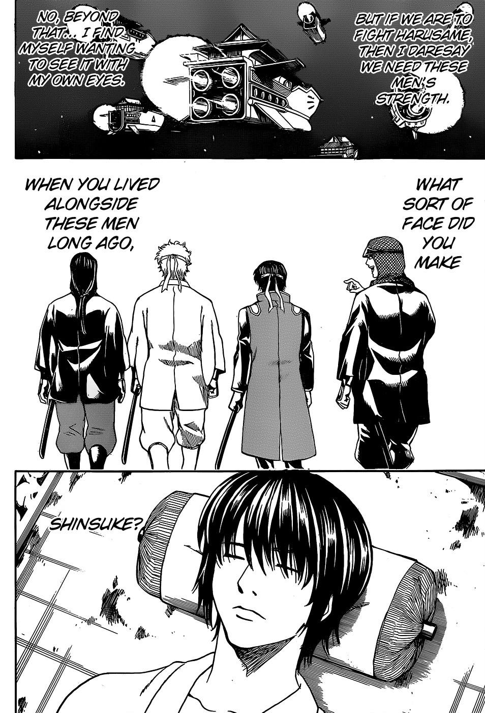 Gintama Chapter, 558 image 014