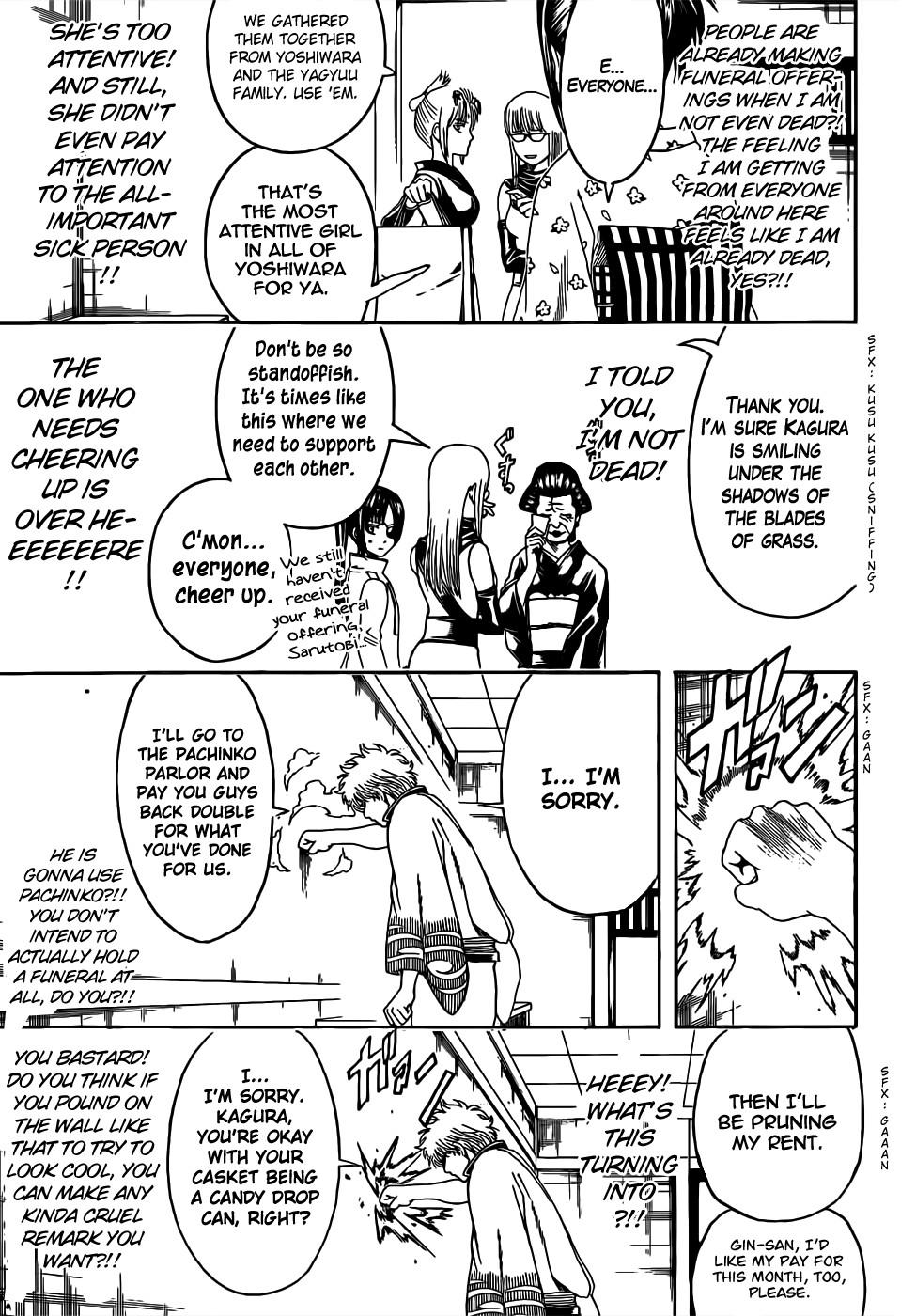 Gintama Chapter, 458 image 009
