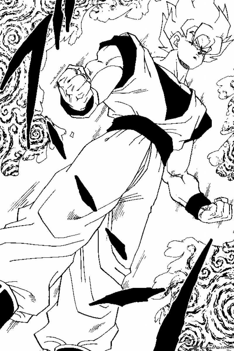 Dragon Ball, Chapter 340 image 011
