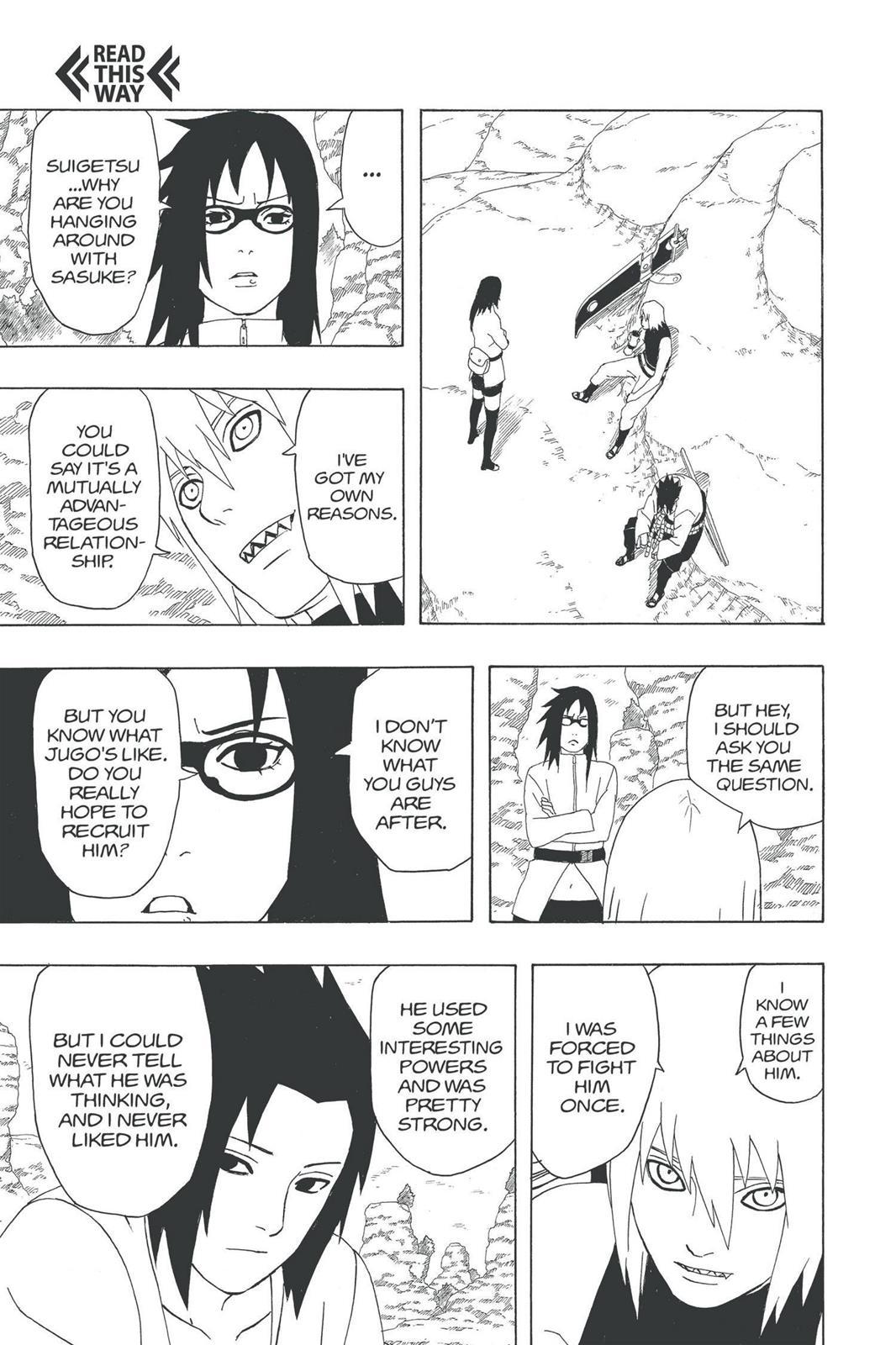Naruto, Chapter 349 image 005