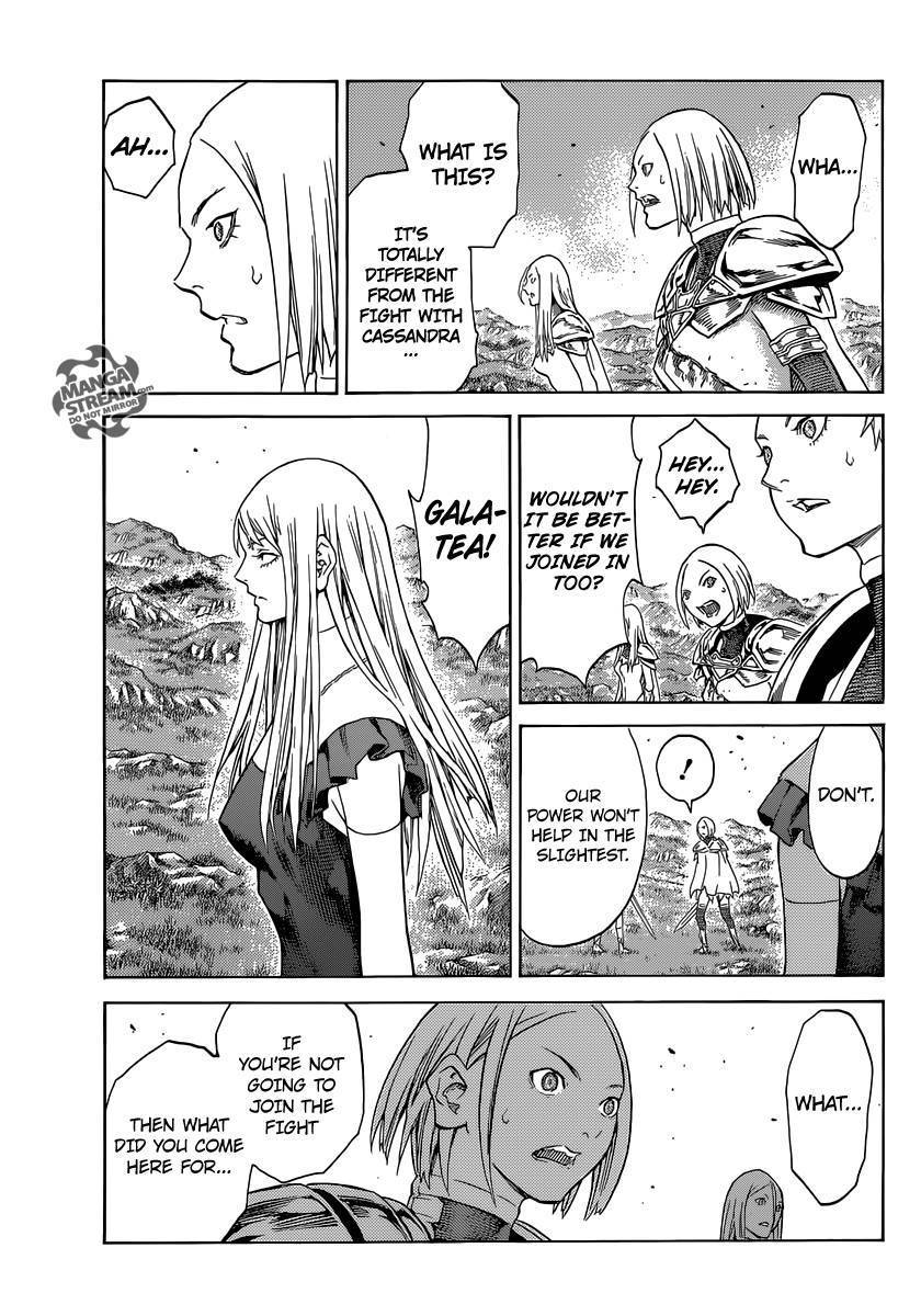 Claymore, Chapter 152 image 027