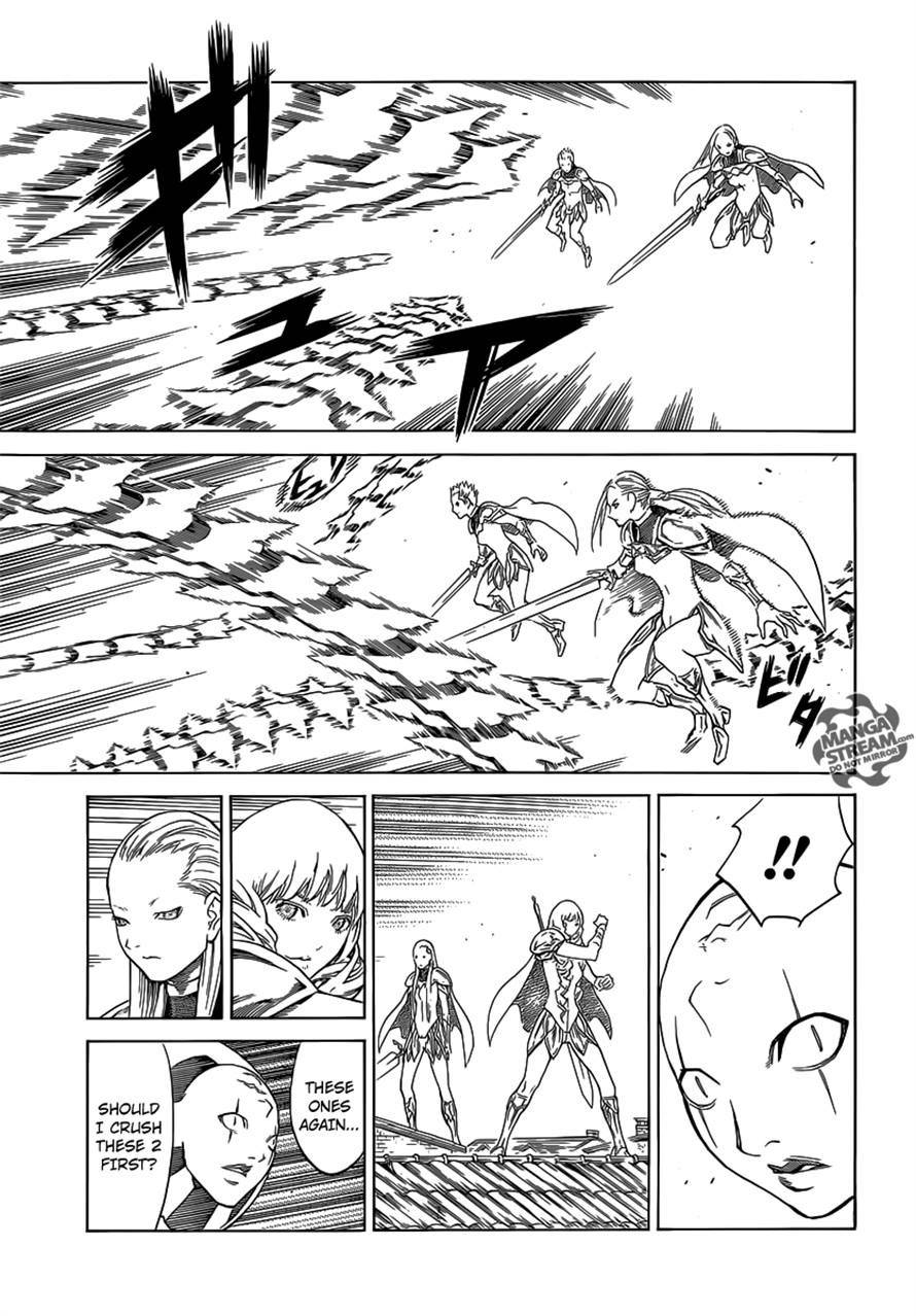 Claymore, Chapter 140 image 011