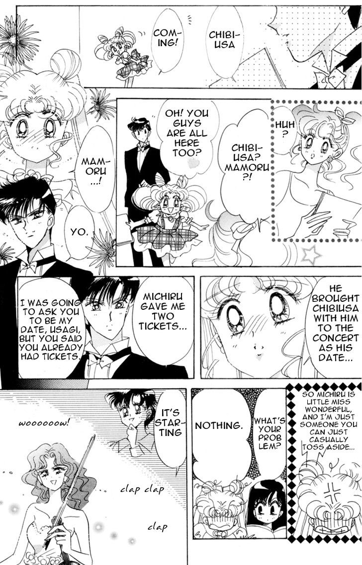 Sailor Moon, Cahpter 29 image 038