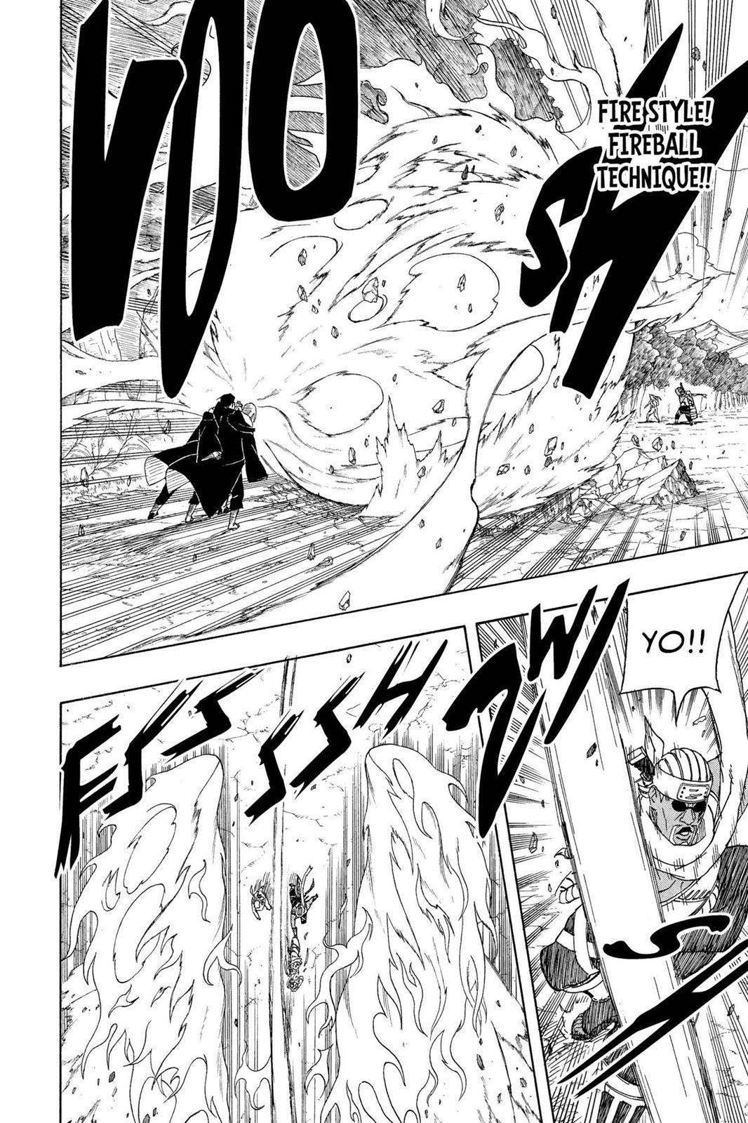Naruto, Chapter 549 image 004