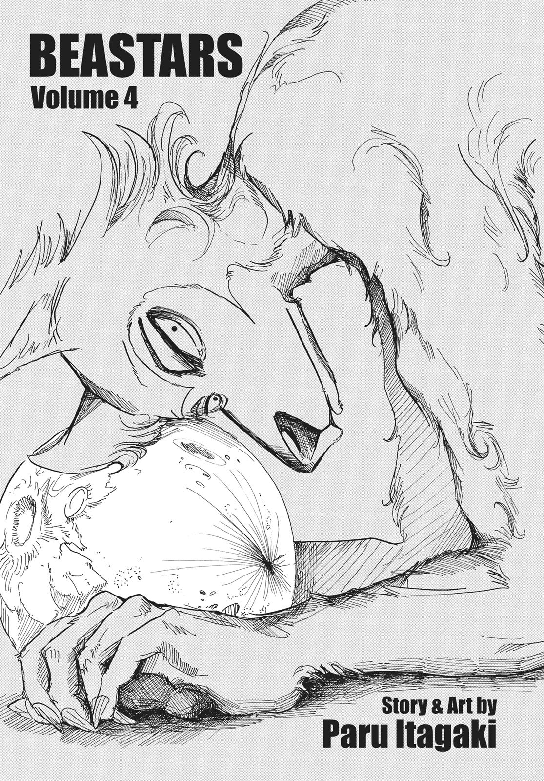 Beastars Manga, Chapter 26 image 003