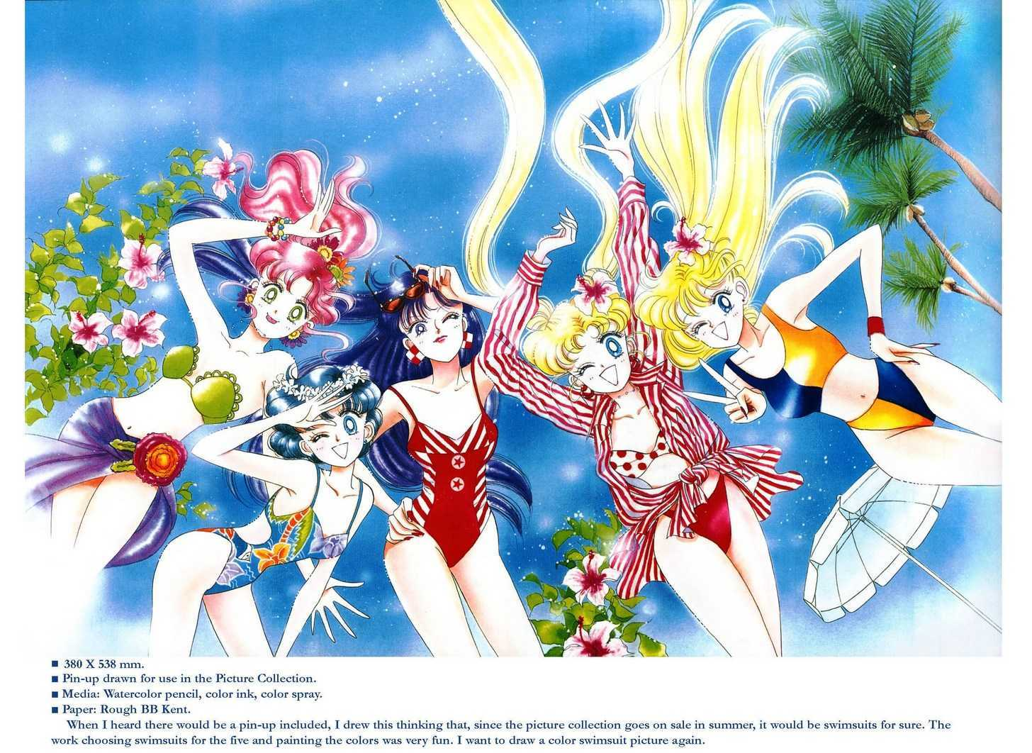 Sailor Moon, Cahpter 1 image 017