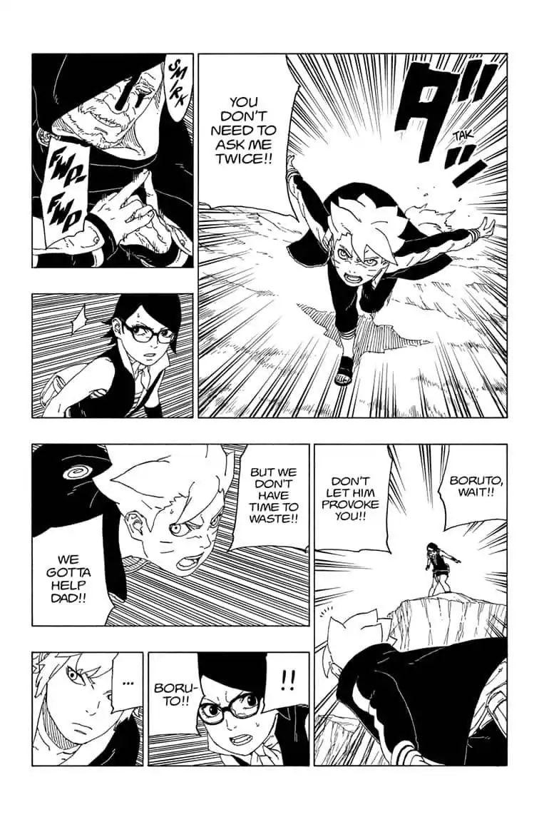 Boruto Manga, Chapter 40 image 016