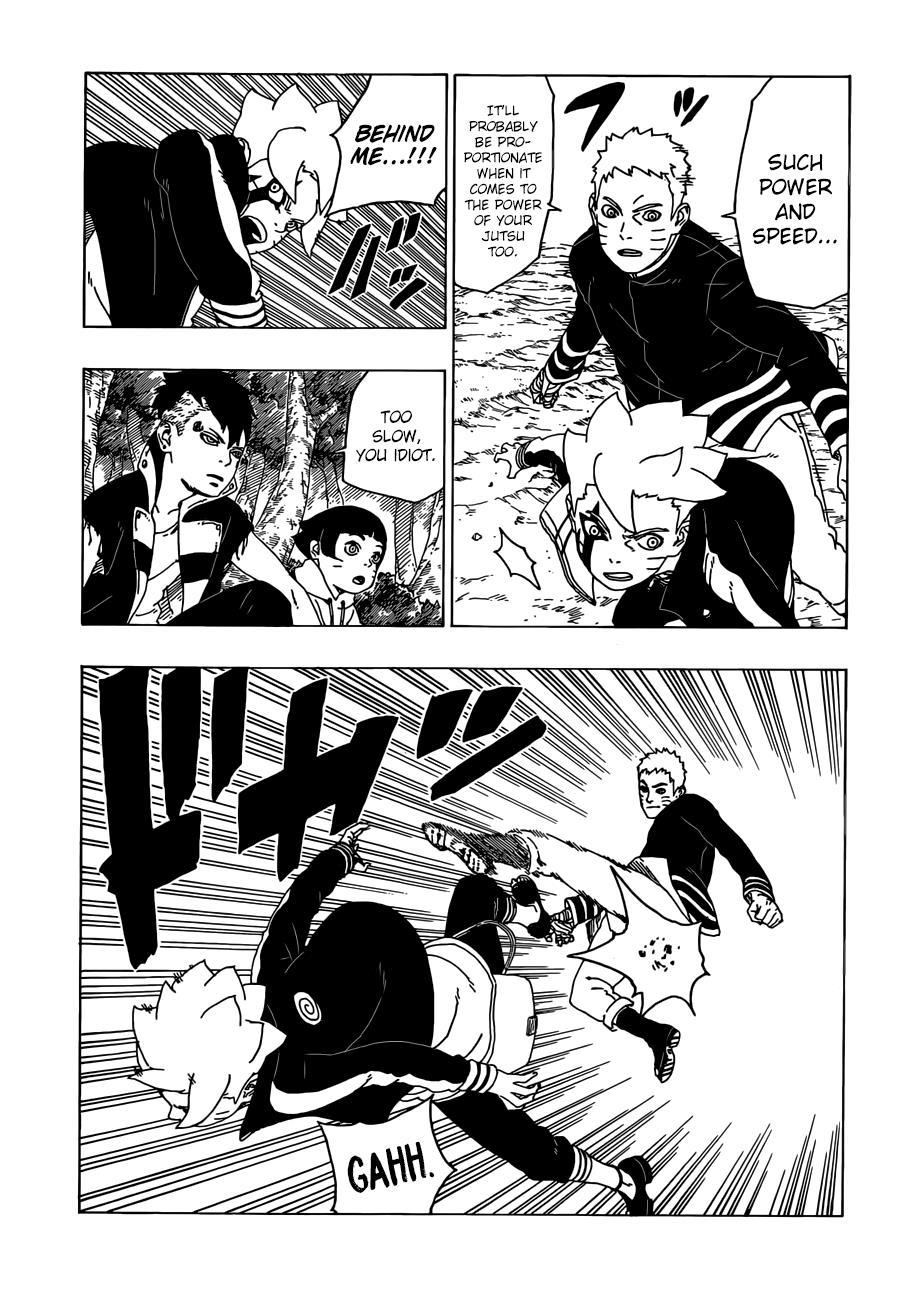 Boruto Manga, Chapter 29 image 024