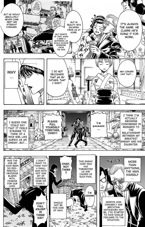 Gintama Chapter, 329 image 019