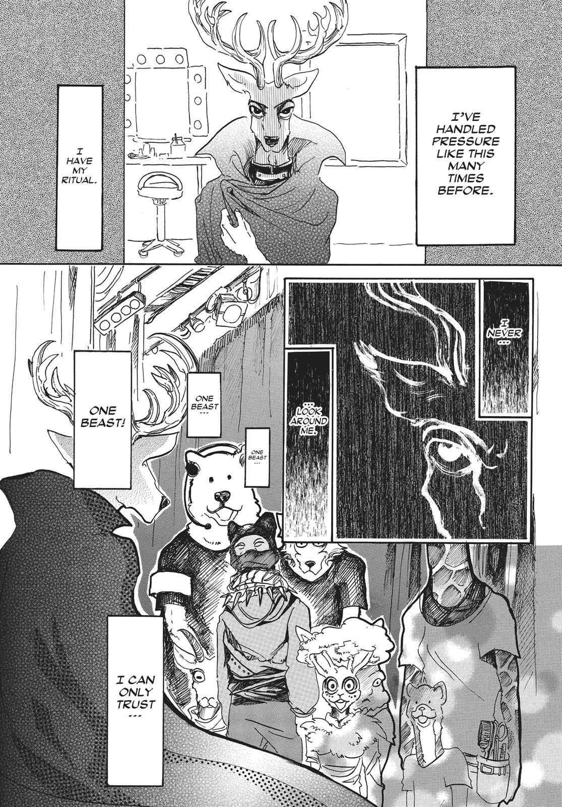 Beastars Manga, Chapter 12 image 005