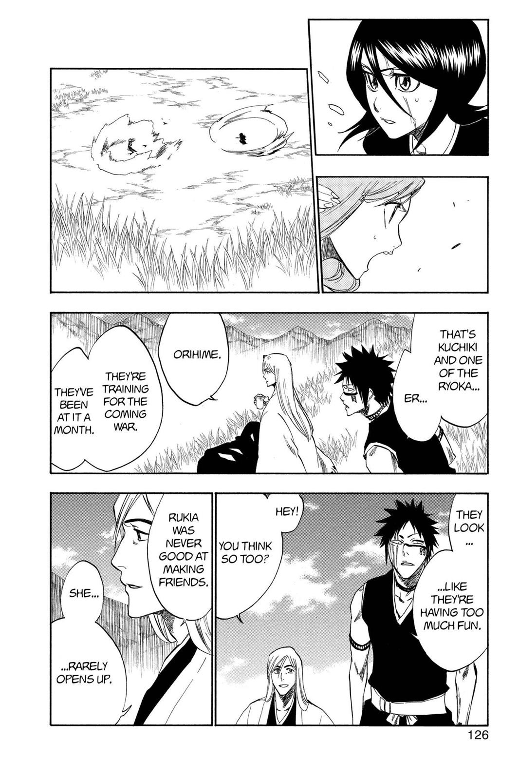 Bleach, Chapter 230 image 002