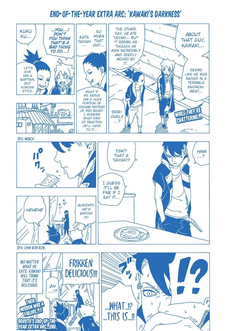 Boruto Manga, Chapter 30 image 042