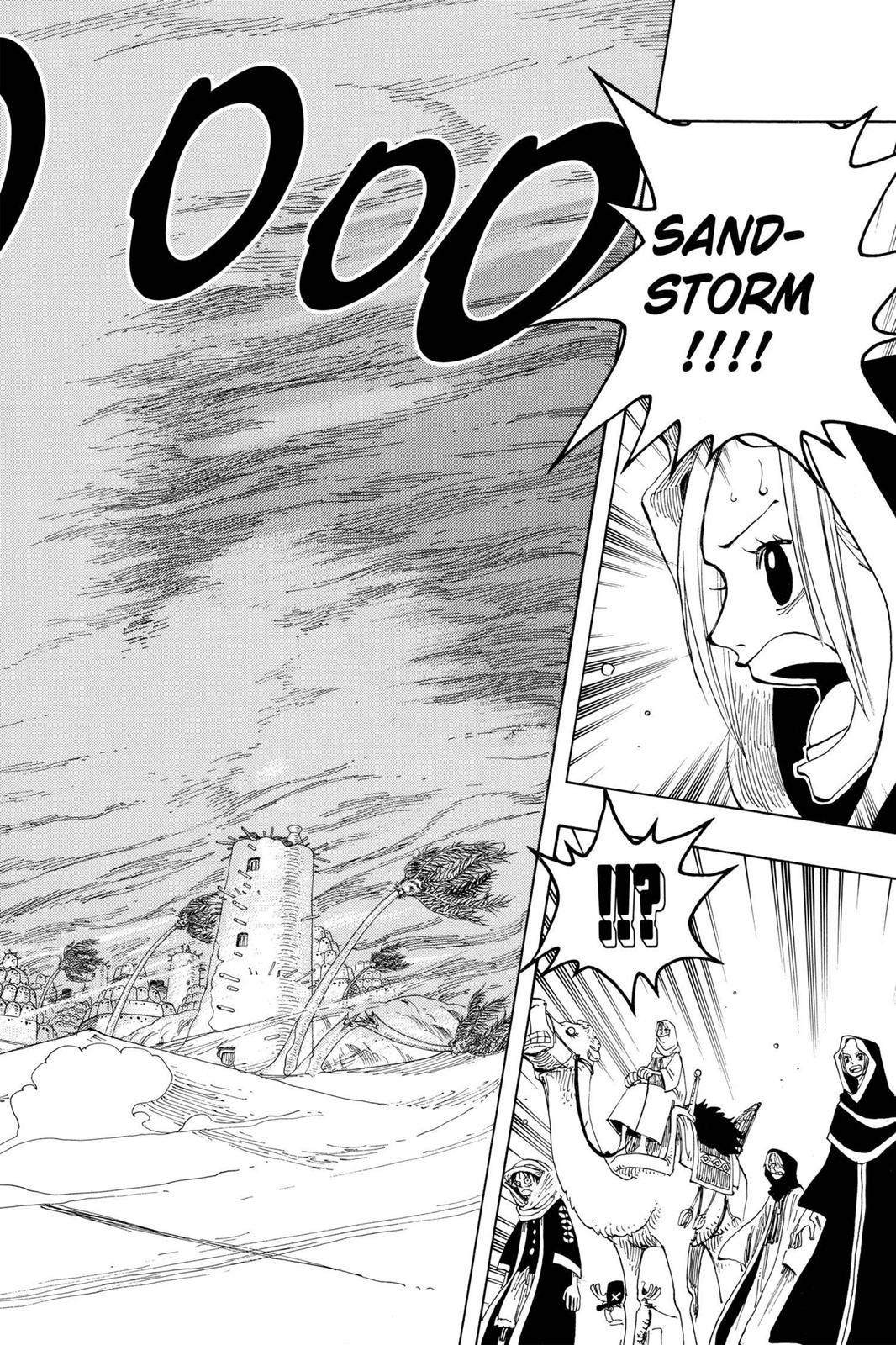One Piece, Chapter 163 image 002