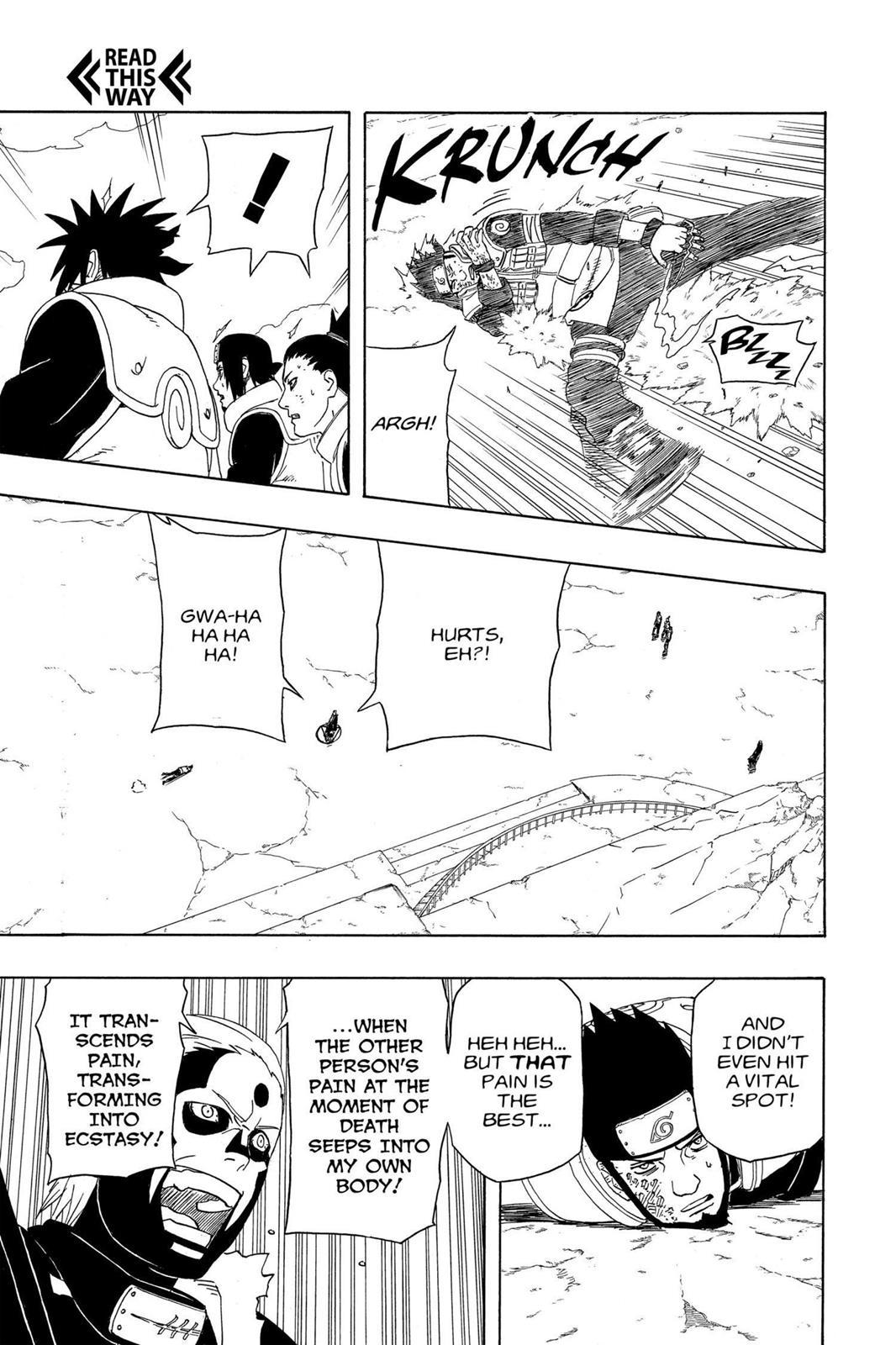 Naruto, Chapter 324 image 005