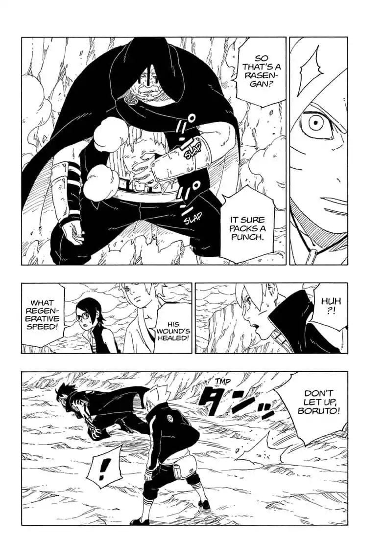 Boruto Manga, Chapter 40 image 020