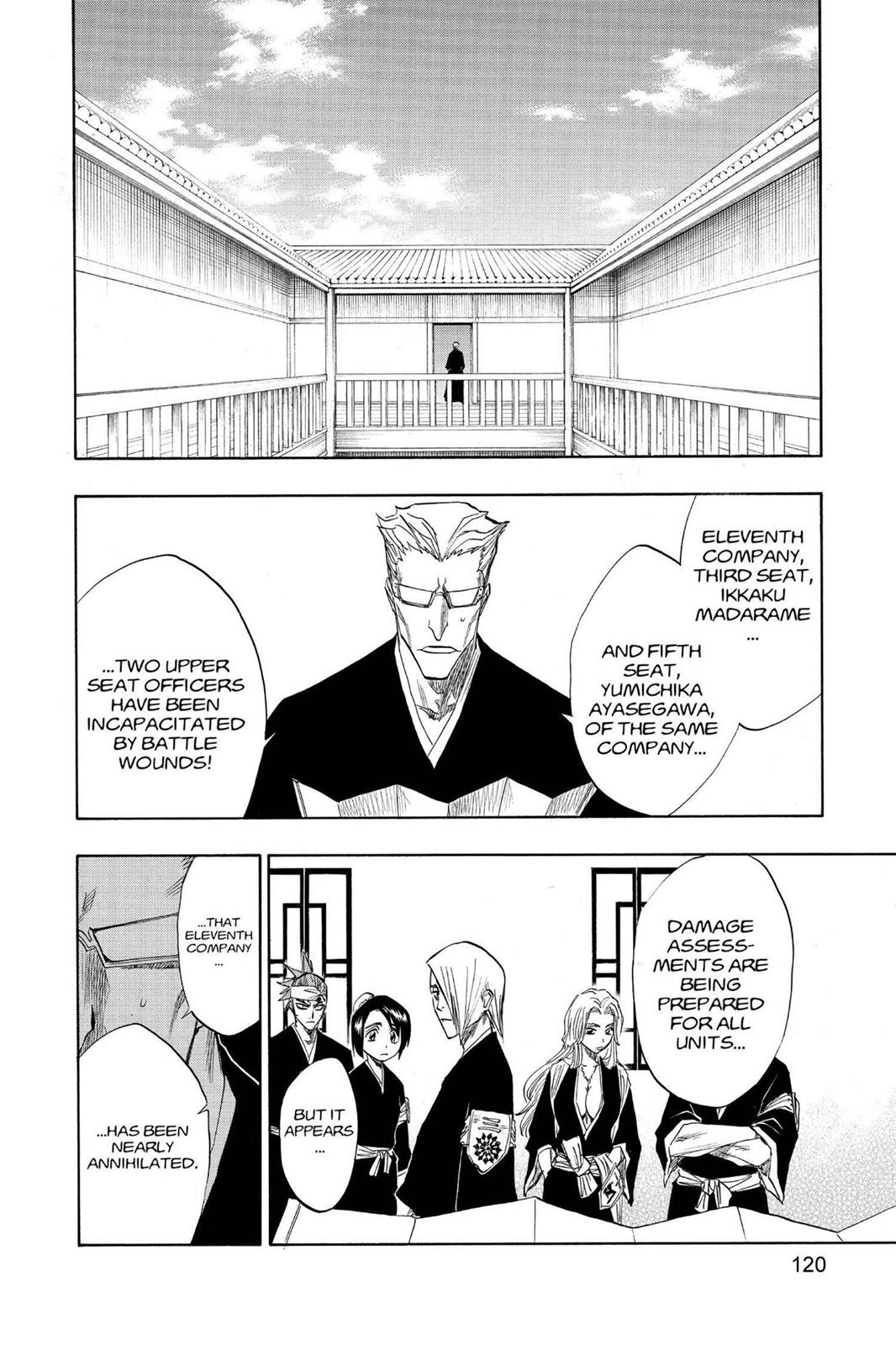 Bleach, Chapter 94 image 010