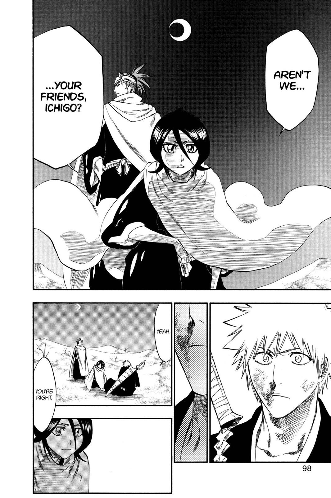 Bleach, Chapter 247 image 010
