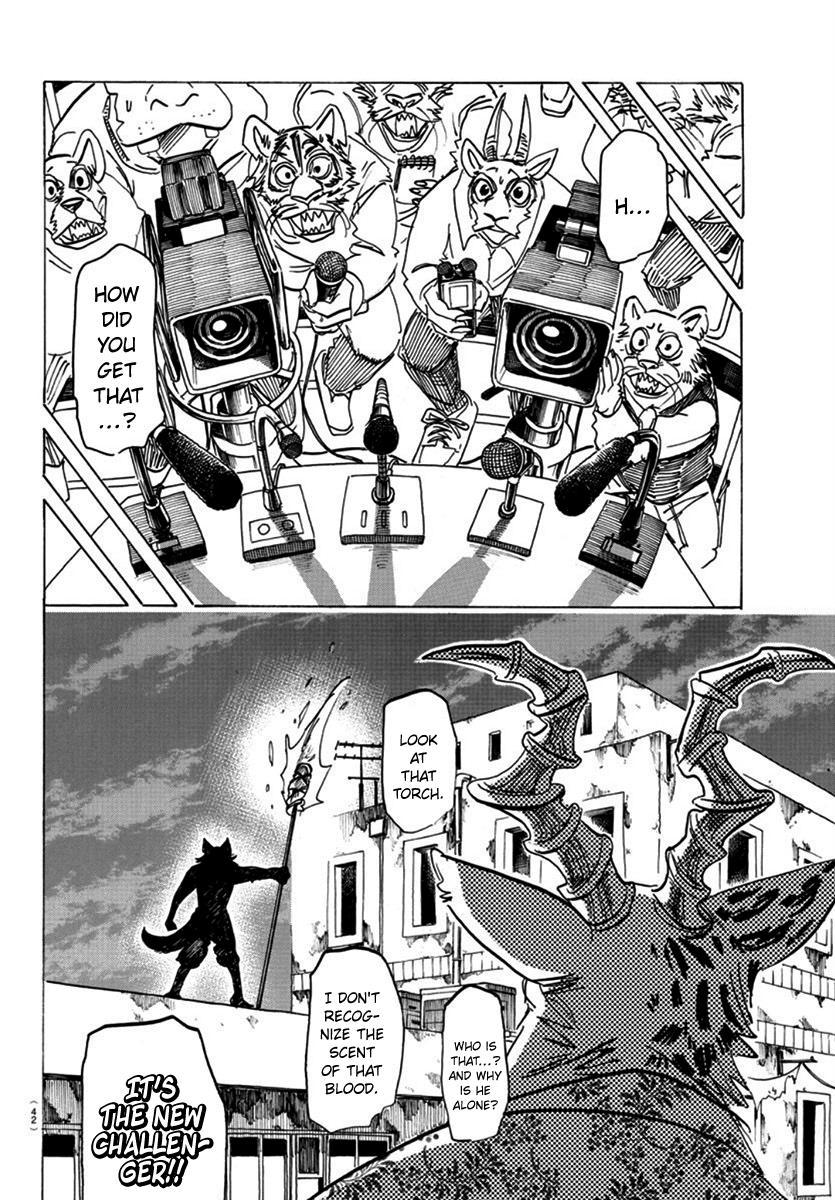 Beastars Manga, Chapter 174 image 017