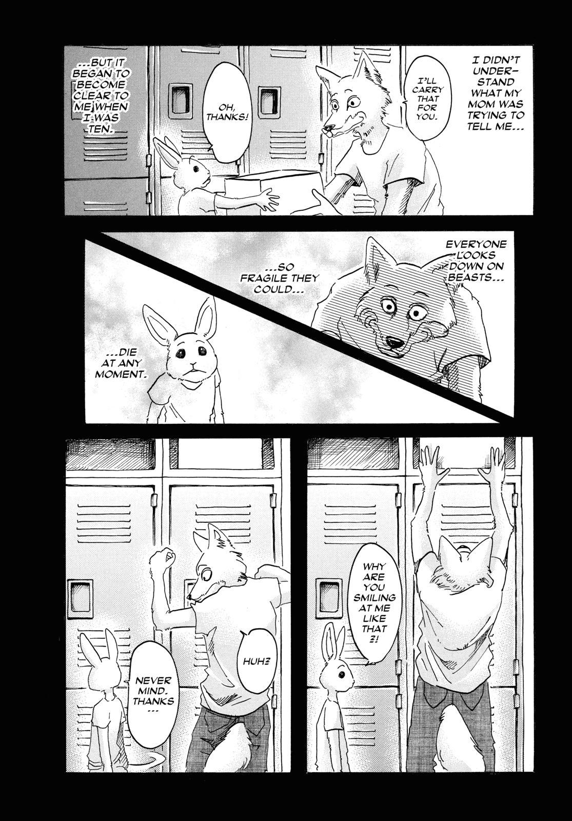 Beastars Manga, Chapter 38 image 006