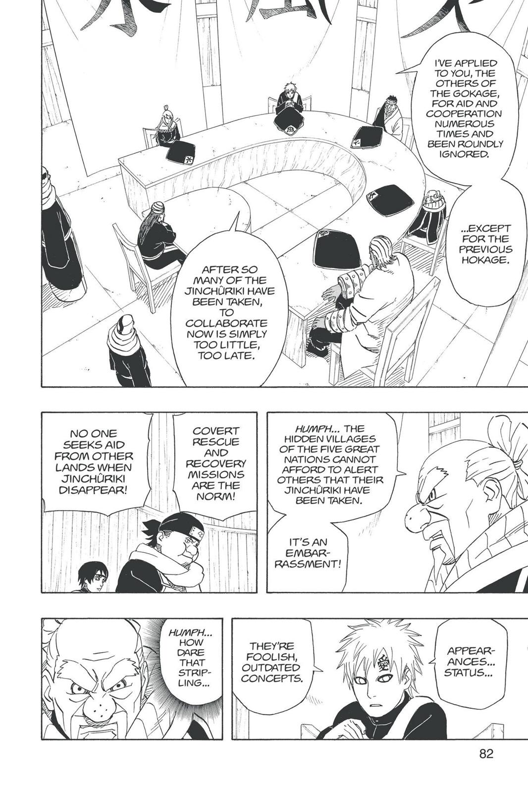 Naruto, Chapter 458 image 002
