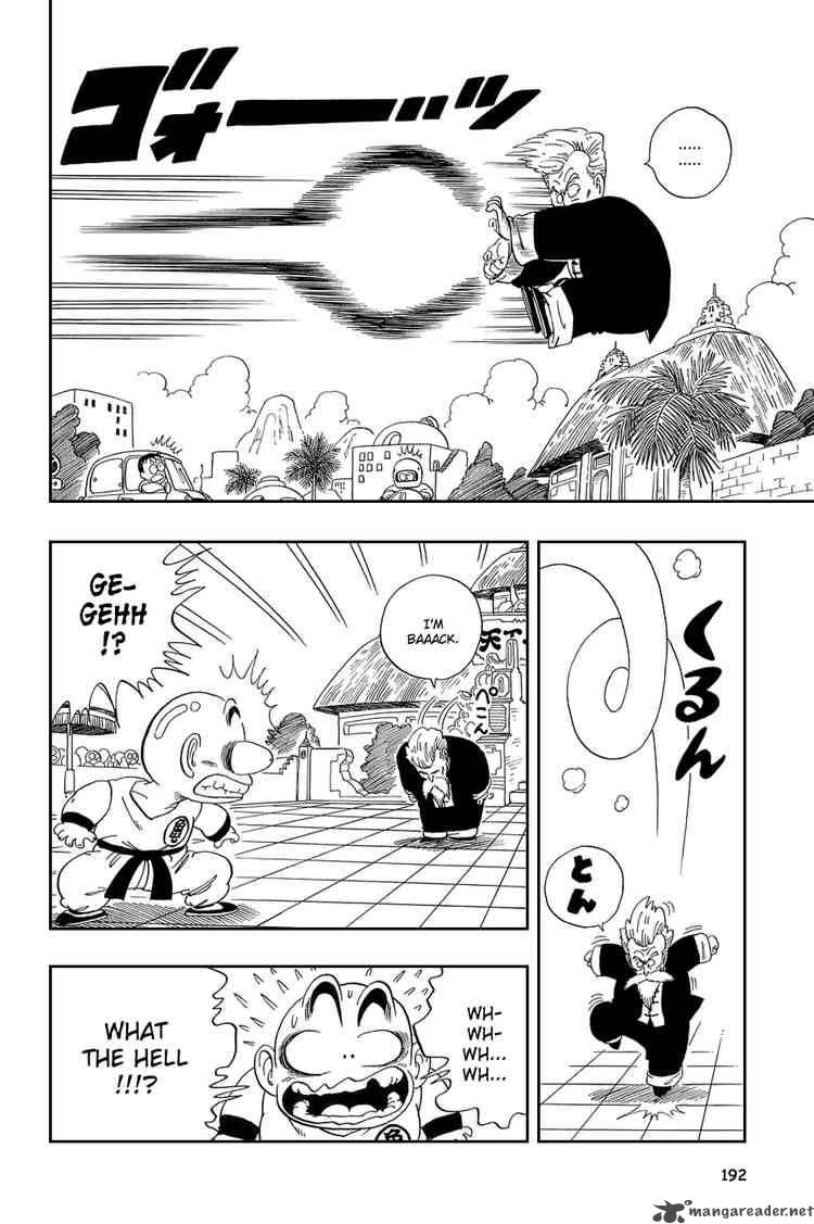Dragon Ball, Chapter 43 image 005