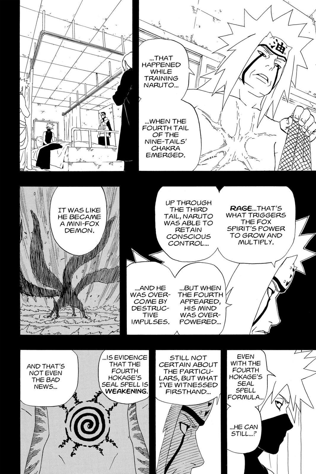 Naruto, Chapter 291 image 009