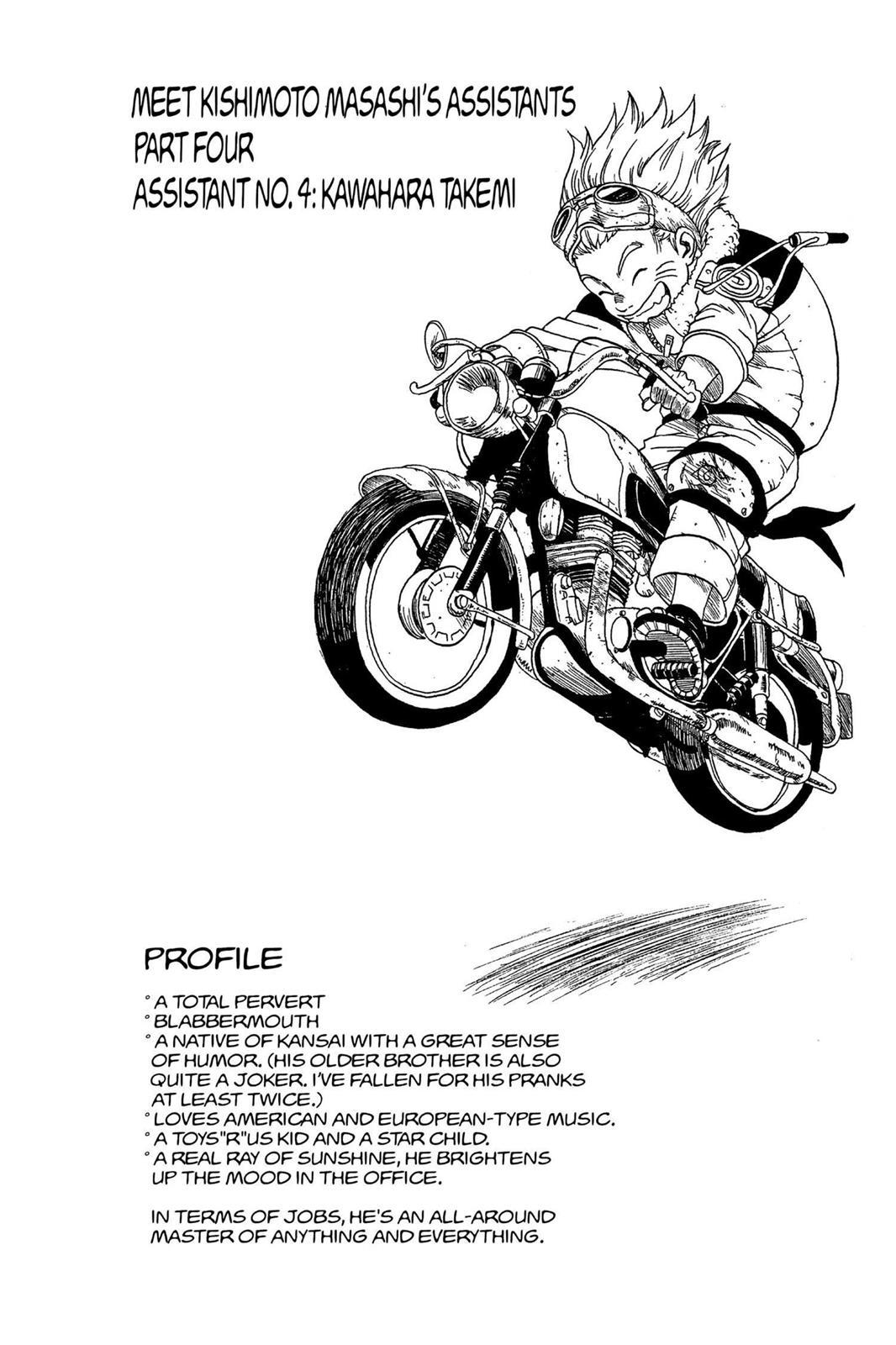 Naruto, Chapter 52 image 020