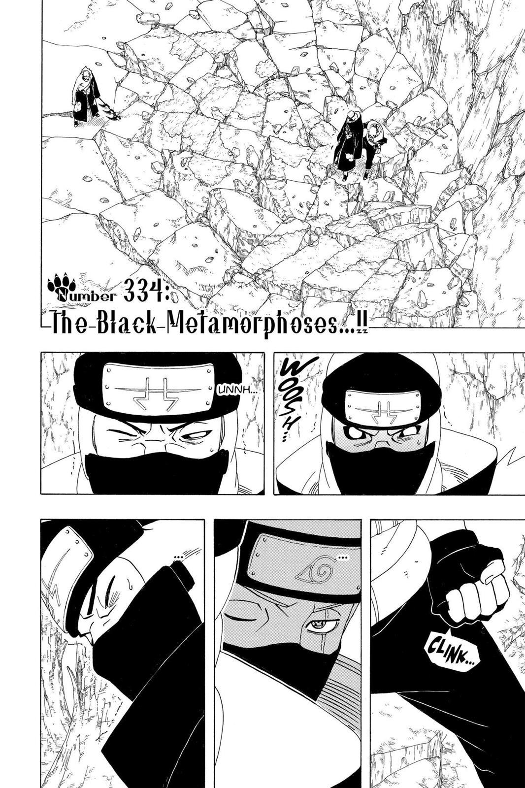 Naruto, Chapter 334 image 002