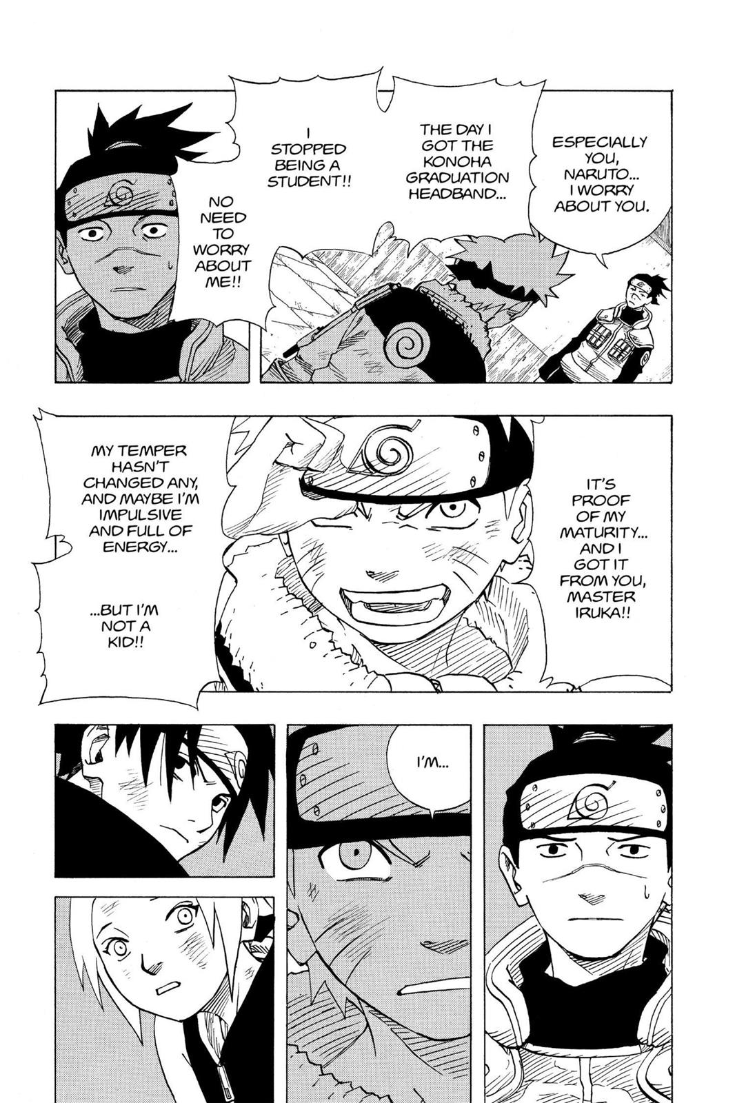 Naruto, Chapter 64 image 022