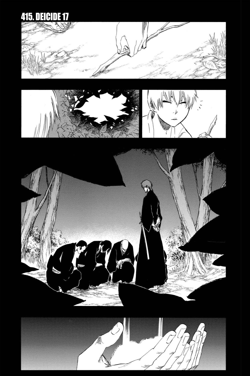 Bleach, Chapter 415 image 001