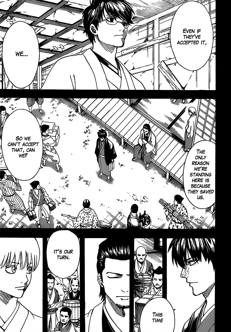 Gintama Chapter, 692 image 013