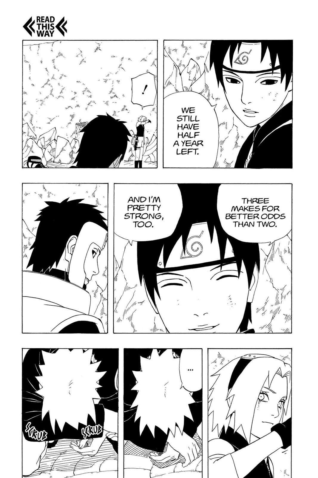 Naruto, Chapter 310 image 015